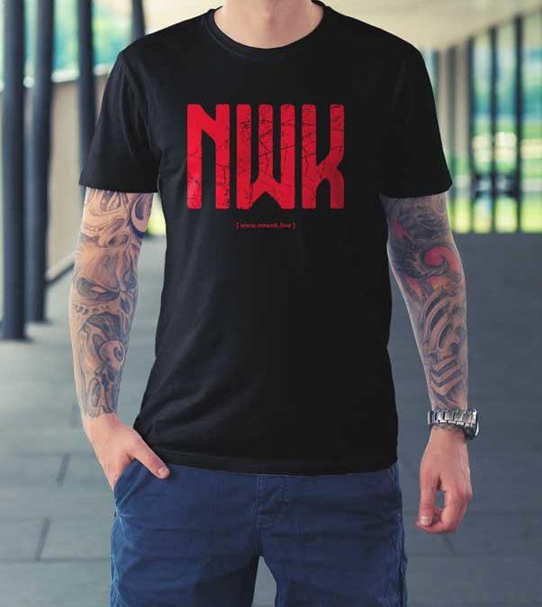 Offrez-vous un tee-shirt NWK !